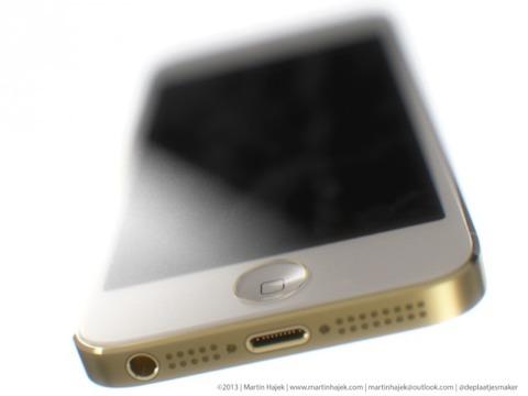 Botón Home iPhone 5S