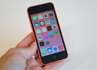 iPhone 5C en el hands on de Engadget