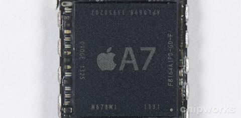 A7 de Apple