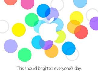 Evento especial de Apple