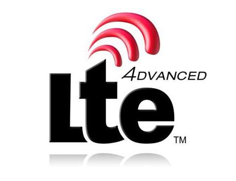 Logo LTE-A