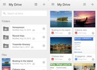 Nueva App de Google Drive