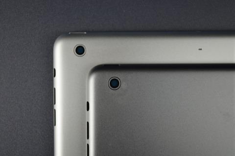 Supuesta carcasa del iPad 5