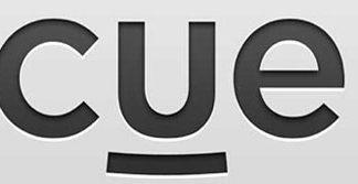 Logo de Cue