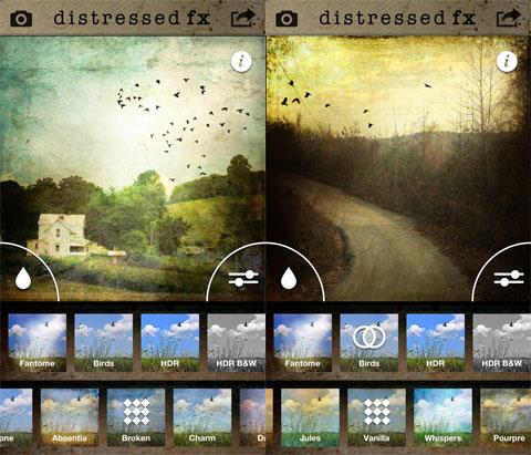 Distressed FX