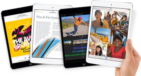 iPad mini con Retina Display