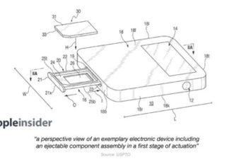 Patente de un sistema de sujeción magnético de la tarjeta SIM