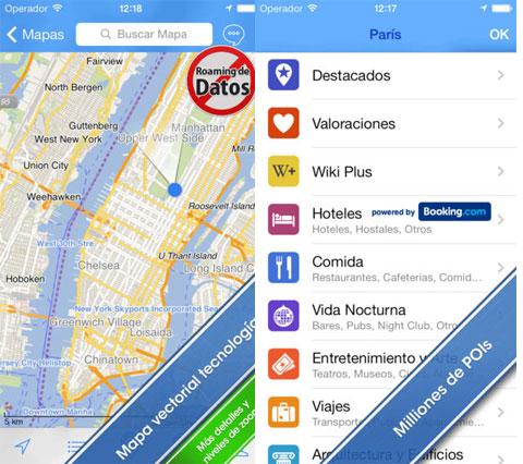 City Maps 2Go - Mapas Offline con Guía Turística