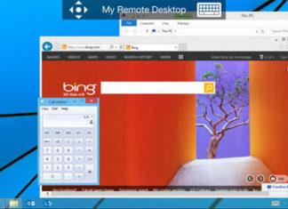 Remote Desktop para iPhone