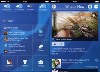 App de la PS4