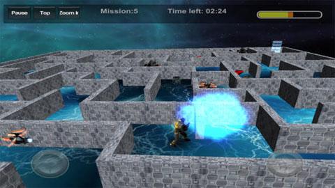 Gangstar Maze III HD : Labyrinth