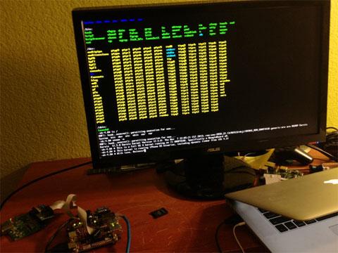 Investigando cómo hacer funcionar Darwin en otras placas ARM