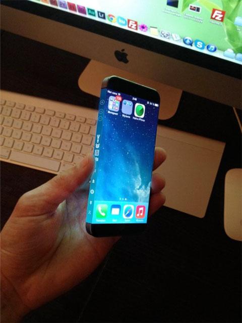 Concepto de diseño de iPhone 6