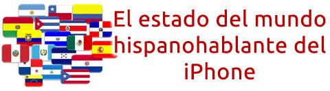 Encuesta sobre el mundo del estado hispanohablante del iPhone