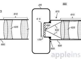 Patente de cámara plenoptica