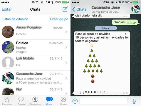 Whatsapp plus para iphone 5s gratis