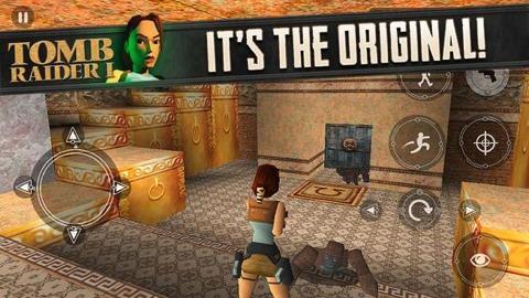 Tomb Raider para iPhone