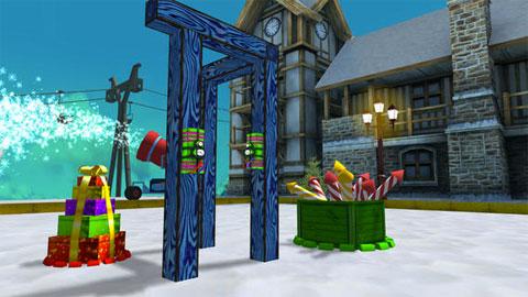 Implode 3D: Santa's Holidays