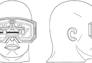 Gafas de video de la patente de Apple