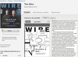 Revista Wire