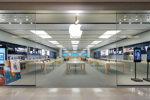 Apple Store de Madrid Xanadú