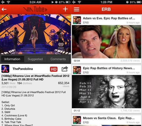 VIATube - Youtube Edition