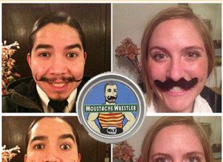 Nuevo dueño con bigote