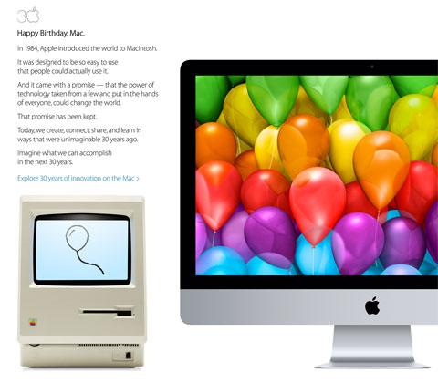 30 Años de Mac