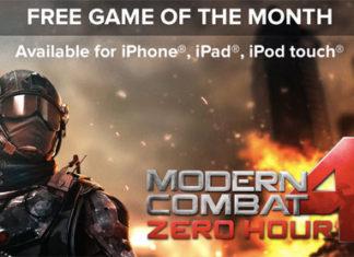 Modern Combat 4 gratis