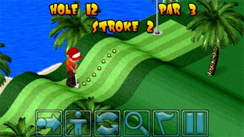 Pocket Mini Golf 2