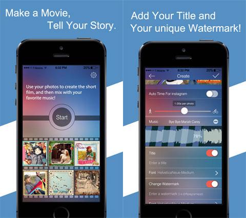 Videoshop - Video Slideshow Maker