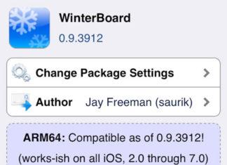 Winterboard para iOS 7 y 64 bits