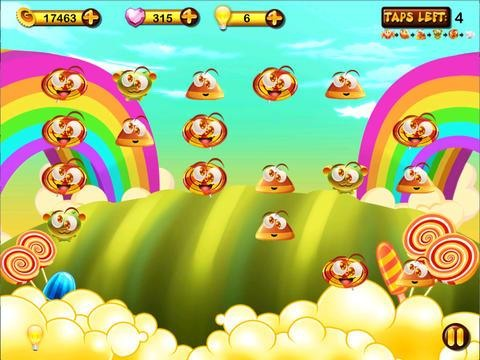 Burbuja de Caramelos