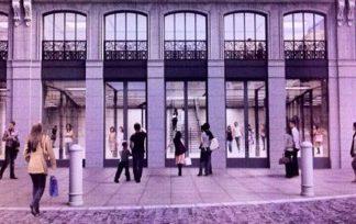 Representación Apple Store de Madrid