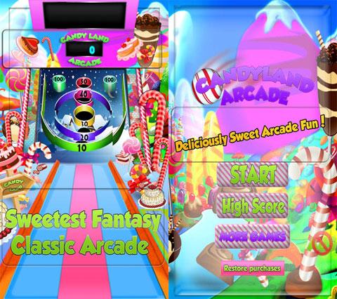 Candy Land Arcade Pro