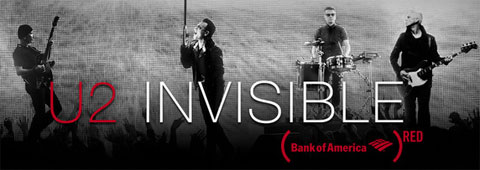 Invisible de U2
