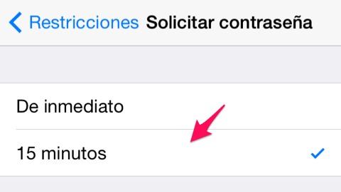 Alertas de compras integradas en iOS 7.1