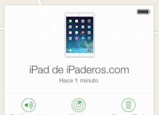 Borrar iPad de iPaderos