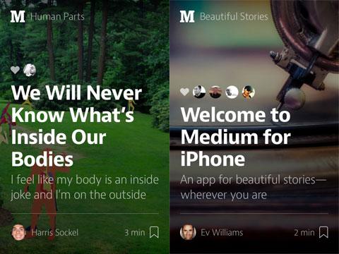 App de Medium