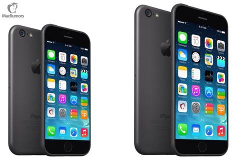 iPhone 6 (concepto de diseño)