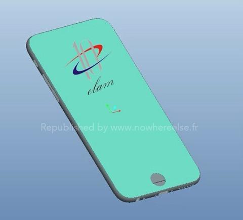 Modelo de iPhone 6