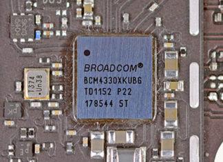Chip Bluetooth de Broadcom