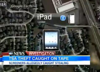 iPad encontrado