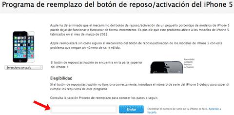 Web de Apple