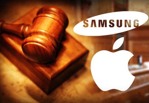 Apple vs Samsung en juicios