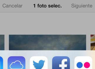 Compartir foto en iOS 7