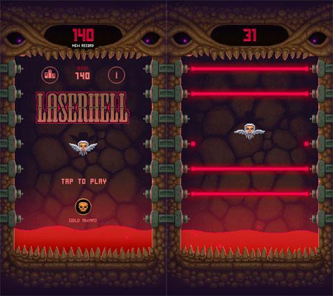 Laser Hell
