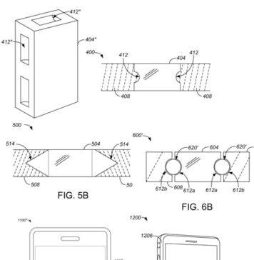 Patente liquidmetal y zafiro