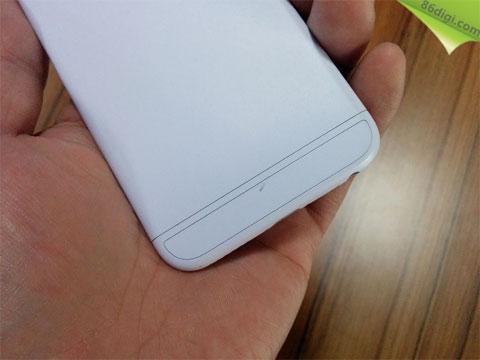 Maqueta de iPhone