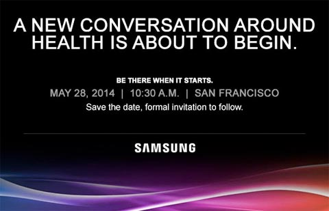 Evento sobre dispositivos médicos de Samsung